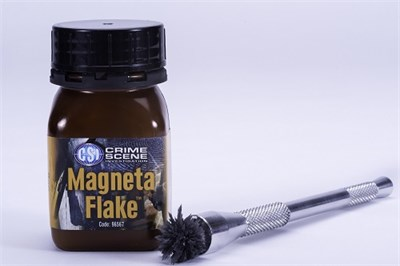 Polvo Magneta Flake Claro - 30gm