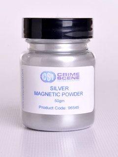 Polvo Magnético Plateado 50gm