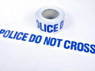 Cinta de Barrera - POLICIA – NO CRUZAR
