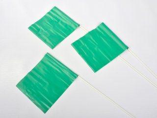 Banderas para la Escena del Crimen - Verde