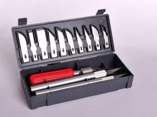 Kit de Cuchillas de Precisión  Forenses