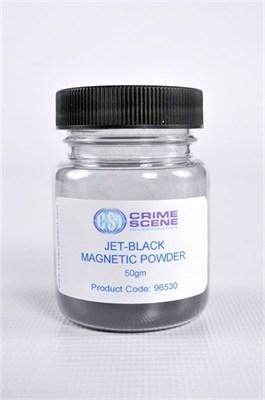 Polvo Magnético Jet Black 50gm