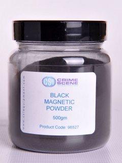 Polvo Negro Magnético 500gm