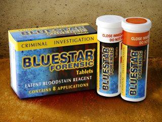 Tabletas para entrenamiento Forense Bluestar - 24pk