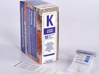NIK Test para Drogas - Test K