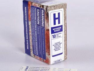 NIK Test para Drogas - Test H