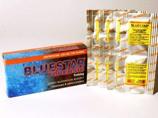 Tabletas para entrenamiento Forense Bluestar - 4pk