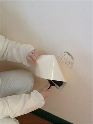 Levantadores de Gel Forense para Huellas de Zapato - Blanco