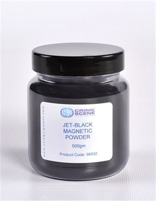 Polvo Magnético Jet Black 500gm