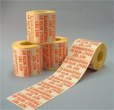 Etiquetas - No tratado con Huellas Dactilares