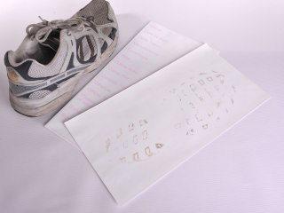 Kit para Huellas de Zapato - Refill