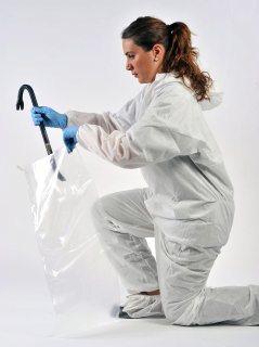 Plain Security Bag - Adhesive Seal 25pk