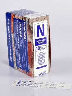 NIK Test para Drogas - Test N