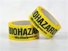 Cinta Adhesiva - BIOHAZARD 50mm