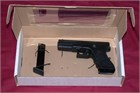 Caja de Evidencia para Pistola y Cuchillo